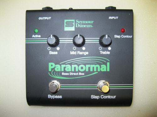 Seymour Duncan Paranormal Bass Direct Box