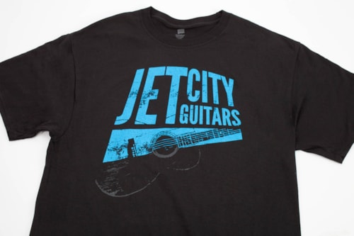 2013 Jet City Guitars Limited Edition Tee Shirt