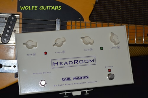 2015 Carl Martin Head Room