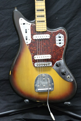 1972 Fender® Jaguar®