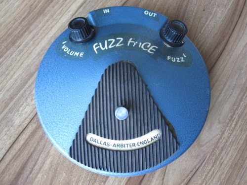 ~1971 Dallas-Arbiter VINTAGE FUZZ FACE