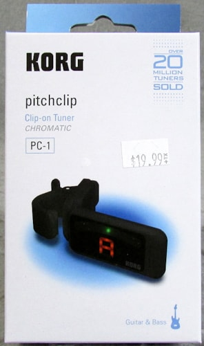 Korg PC-1 Pitchclip