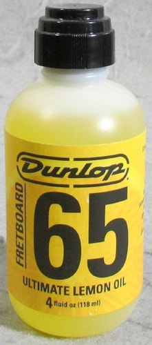Dunlop 65 Ultimate Lemon