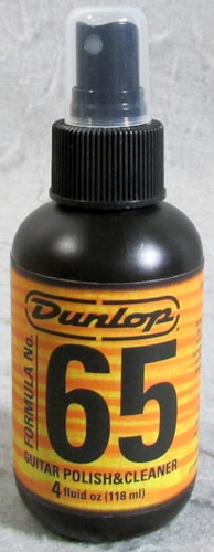Dunlop No.65 Guitar Polish & Cleaner