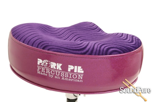 Pork Pie Percussion Purple Motorcycle Th