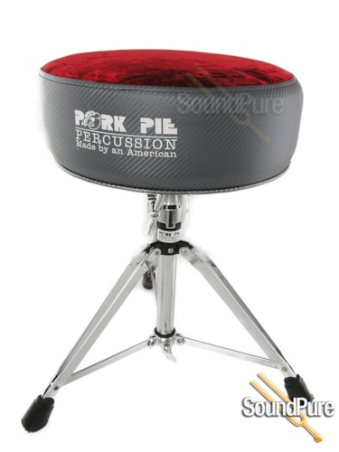 Pork Pie Percussion Purple