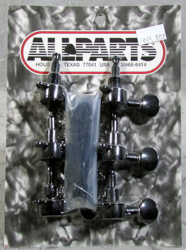 Allparts TK-0760-L03 Gotoh Left handed Mini Keys