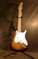 Fender® USA Custom Shop - Stratocaster® Sunburst Tobaccobur