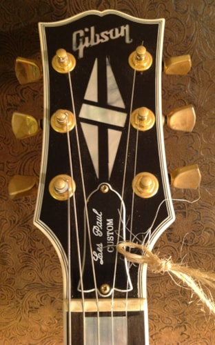 1998 Gibson 1998 Les Paul Custom w/OSHC