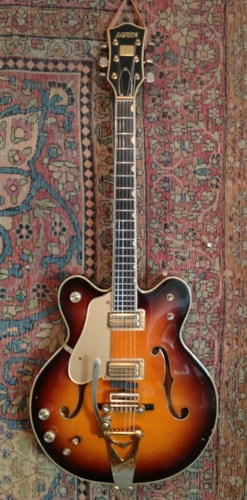 1967 Gretsch® Viking *LEFT HANDED