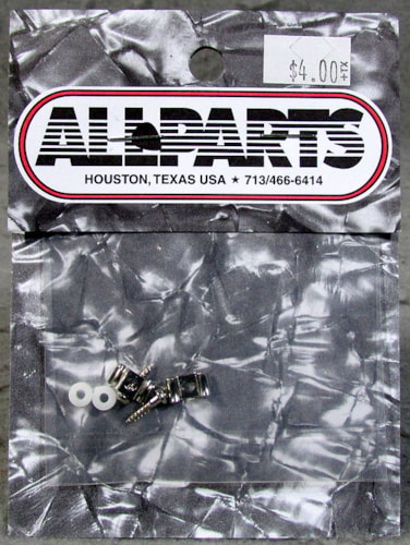 Allparts AP-0720-001 Nickel String Guides