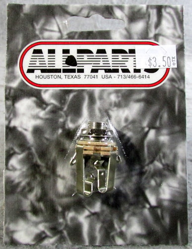 Allparts EP-0155-000 Switchcraft #12B Stereo Input Jack