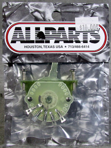 Allparts EP-4174-000 Tritan 4-Way Switch