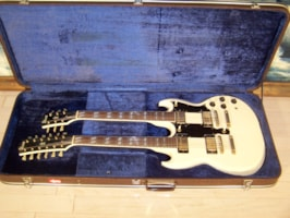 1977 Ibanez Double Neck