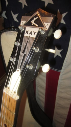 ~1962 Kay Value Leader Double Pickup
