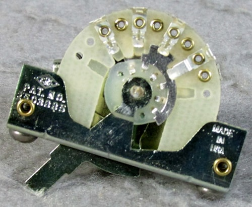 Allparts EP-0076-000 Original CRL 5-Way Stratocaster® Switch