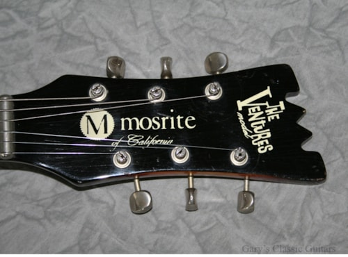 1964 Mosrite The Ventures Model MK I  (#MOS0032)