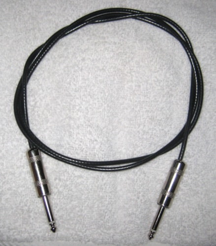 George L's Switchcraft Straight Custom Cable 3 inch