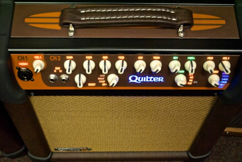 2013 Quilter MicroPro 200 10""