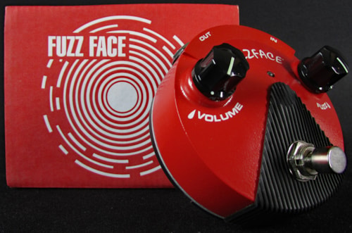 2016 Dunlop FFM2 Germanium Fuzz Face Mini Distortion