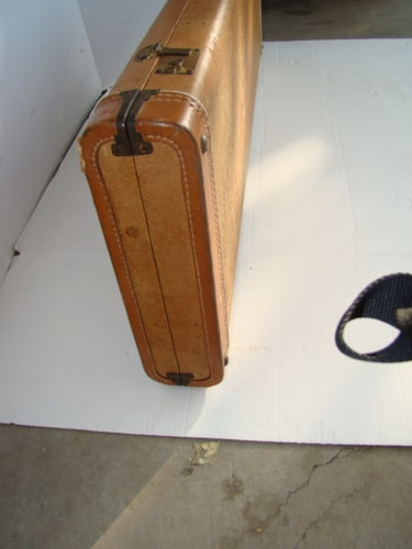 1958 Fender® Duo Sonic Case