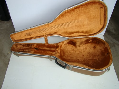 1975 Ovation Deep Body Case