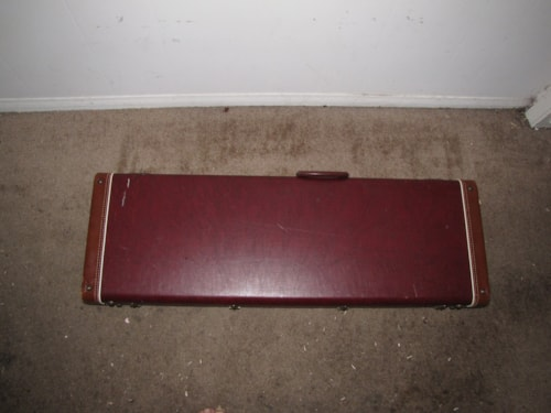 ~1961 Fender® Duo Sonic Case