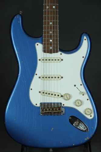 Fender® Custom Shop 1969 Stratocaster® Relic® - Lake Placid Blue - Ope