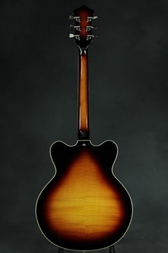 Hofner Verythin Custom - Sunburst