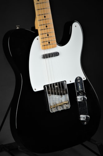 Fender® Custom Shop 1950's Telecaster® Closet Classic - Black