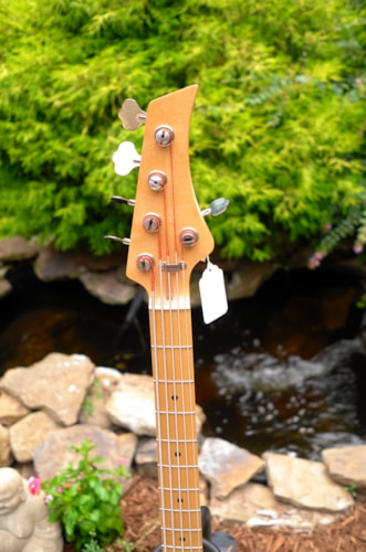 1991 G&L Prototype 5 string bass