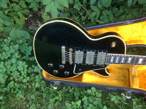 1957 Gibson Les Paul Custom Now Sold