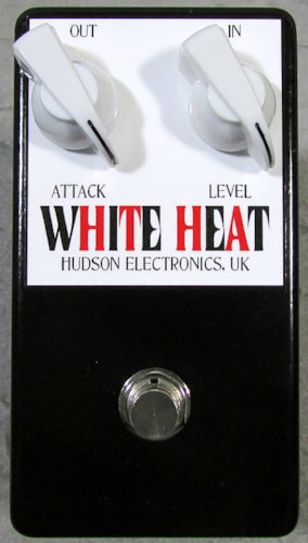 Hudson Electronics 2013 Custom White Heat