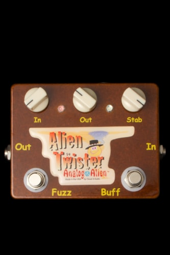 2013 Analog Alien Twister