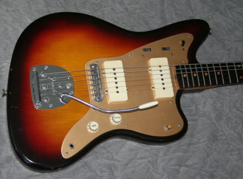 1959 Fender Jazzmaster (#FEE0731)