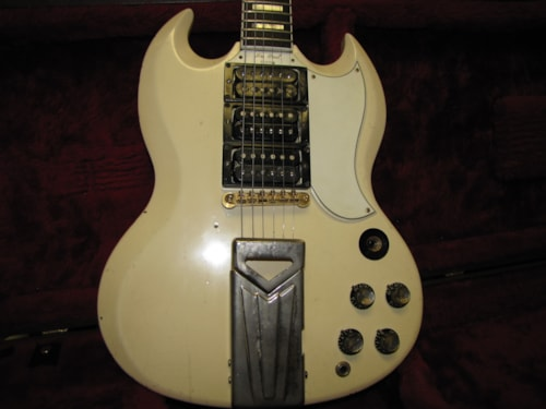 1962 Gibson Les Paul Custom Les Paul Custom