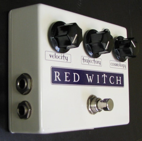 2011 Red Witch Deluxe Moon Phaser