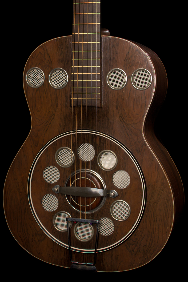 Who Accepts Amex >> 1930 Del Vecchio Dinâmico Natural > Guitars Resonator | Rudys Music