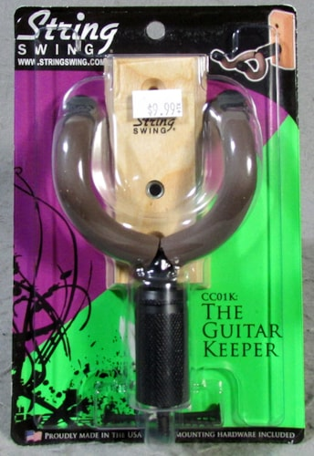 String Swing String Swing CC01K - The Guitar Keeper - Ash