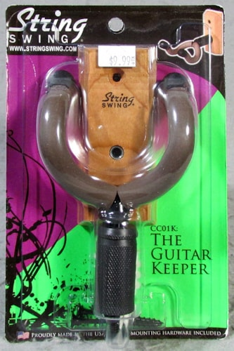 String Swing String Swing CC01K - The Guitar Keeper - Cherry