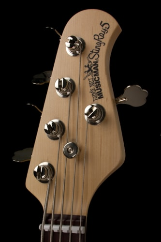 2013 musicman stingray 5 hh honeyburst guitars bass rudys music. Black Bedroom Furniture Sets. Home Design Ideas
