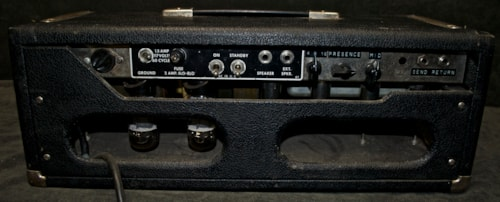 1964 Fender® Bassman® Amp (Blackface) *SOLD*