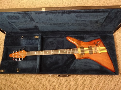 1987 Alembic Exploiter 8-string Bass