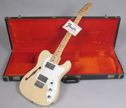 1974 Fender® Telecaster® Thinline