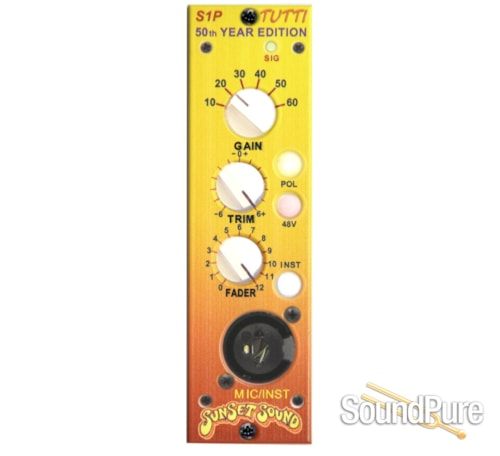 Sunset Sound S1P Tutti