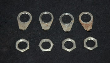 1958 Gibson Washers and Position Indicators
