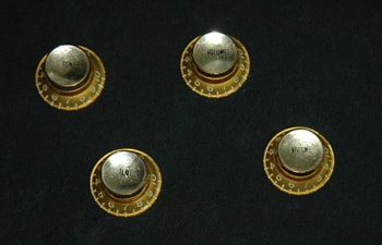 1960 Gibson Bonnet Knobs
