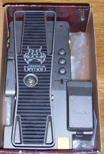 Ibanez Weeping Demon Wah Pedal