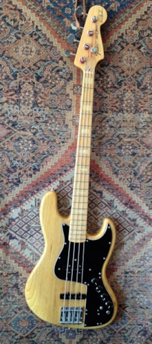 Fender® Marcus Miller Jazz Bass®