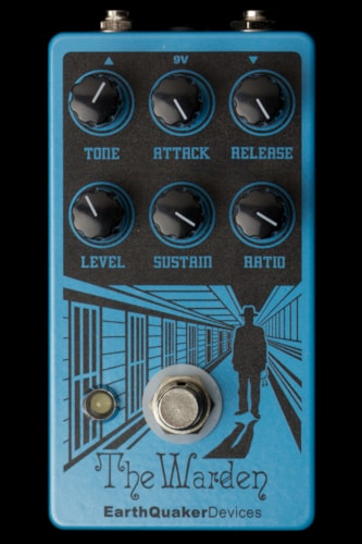 2013 EarthQuaker Devices The Warden